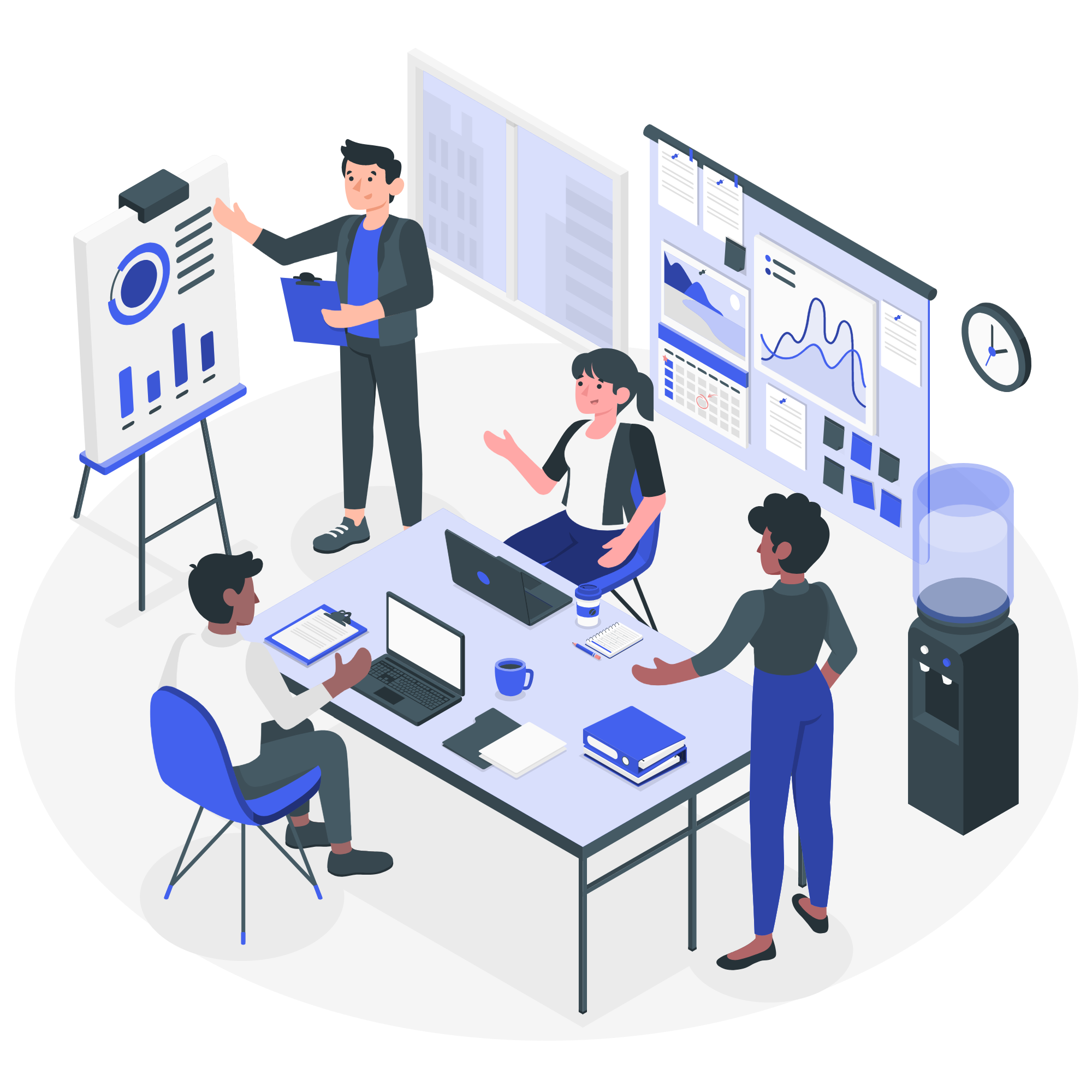 Bluesky Teknologies leader in workplace innovation and Modernization