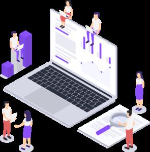 Bluesky Teknologies Website Maintainace and management